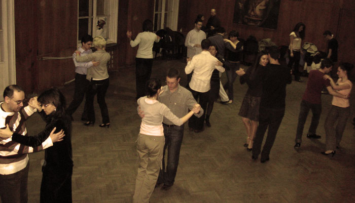 LAOKOONTANGO Studio: Education & Seminars in Sofia